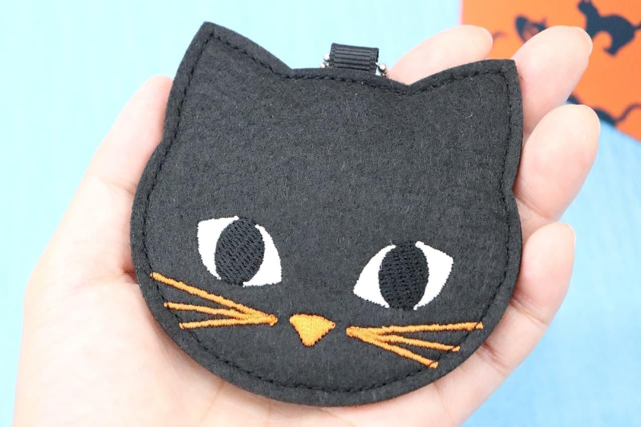 大人可愛い黒猫のデザイン♪便利なポーチがついたモロゾフのハロウィンスイーツ