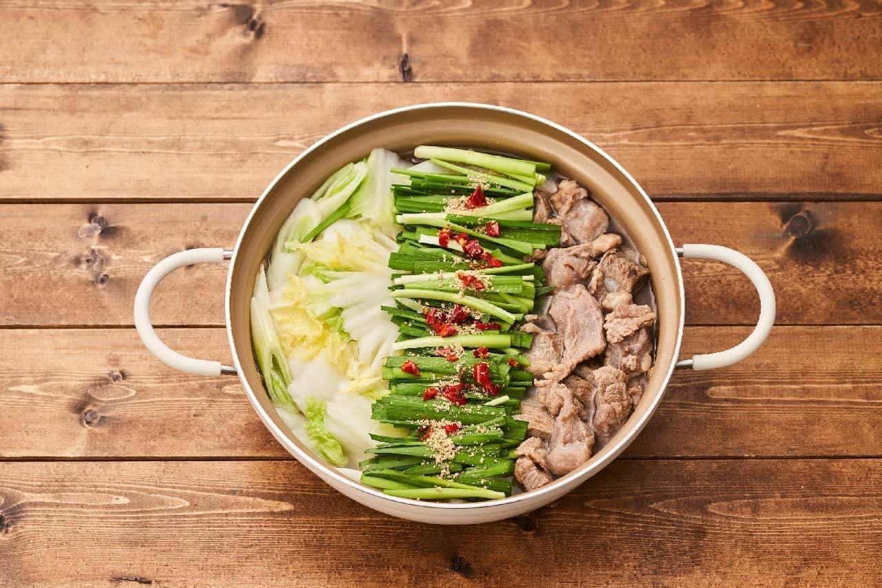 ドウシシャのevercookシリーズからカレー・シチュー鍋と卓上鍋