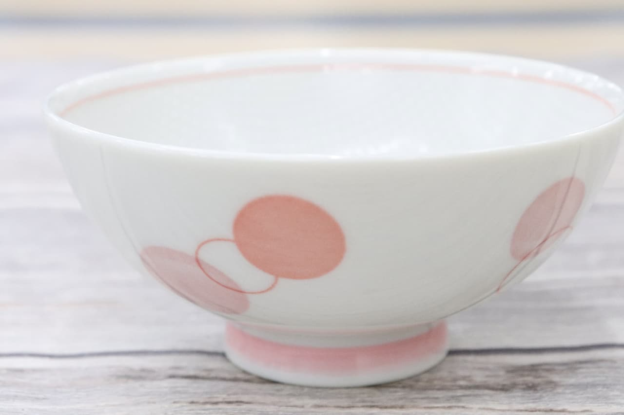 ニトリ「ご飯がつきにくい茶碗」