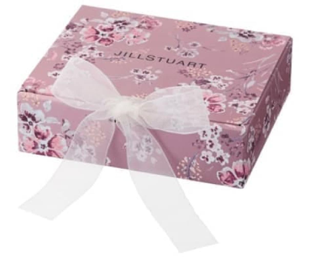 ジルスチュアート プレゼントボックス