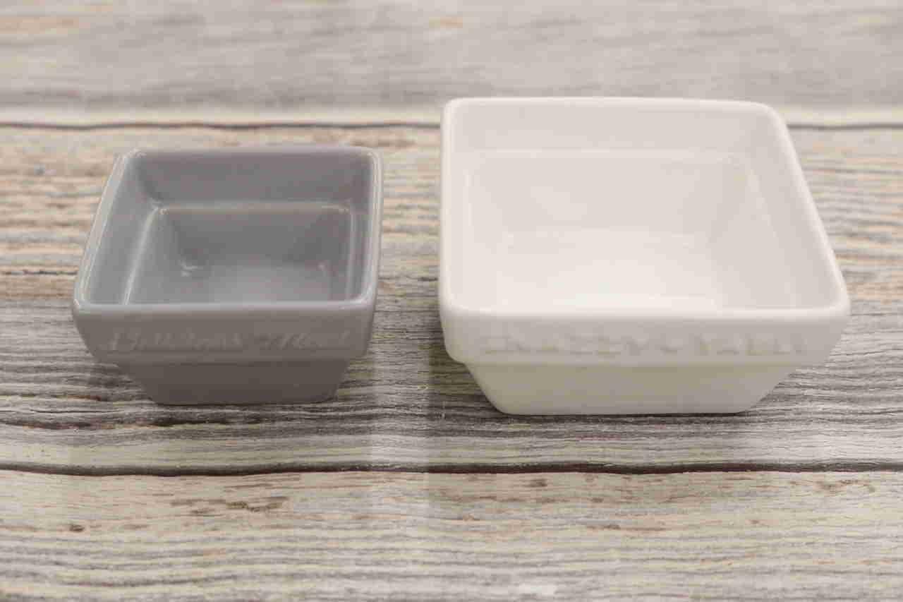 キャンドゥモノトーン小皿