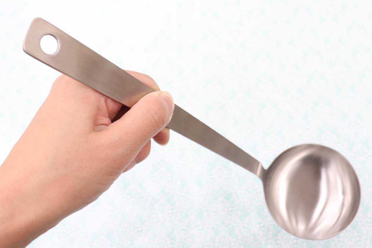 スタイリッシュで機能的♪無印の「お玉」や「お玉おき」--料理上手になれる「あくとり」も