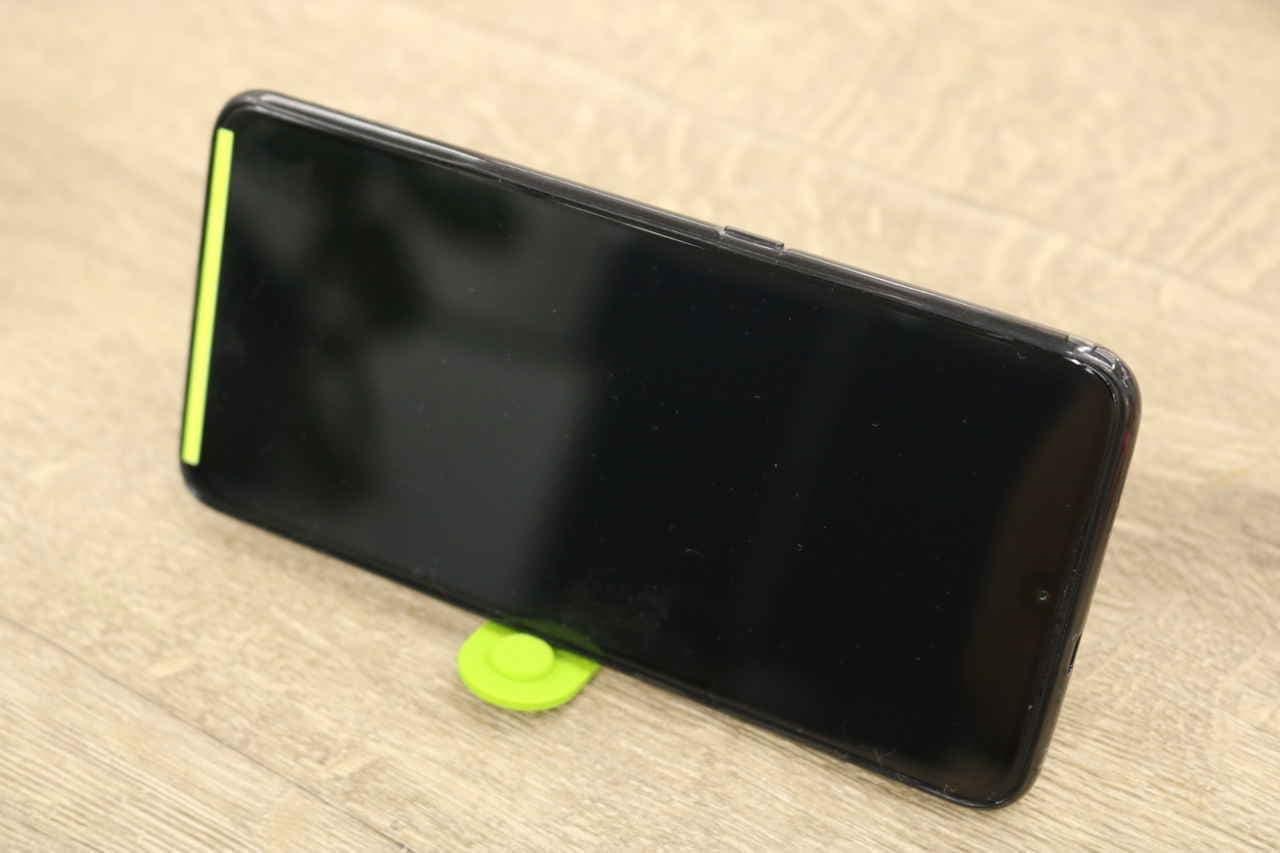 シリコン携帯クリップ