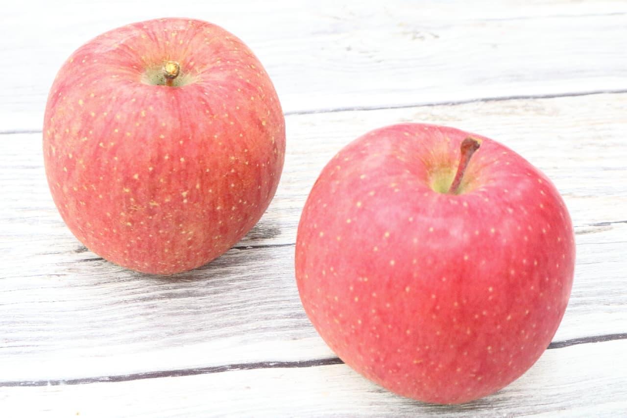 梨や柿、りんごの冷蔵保存法
