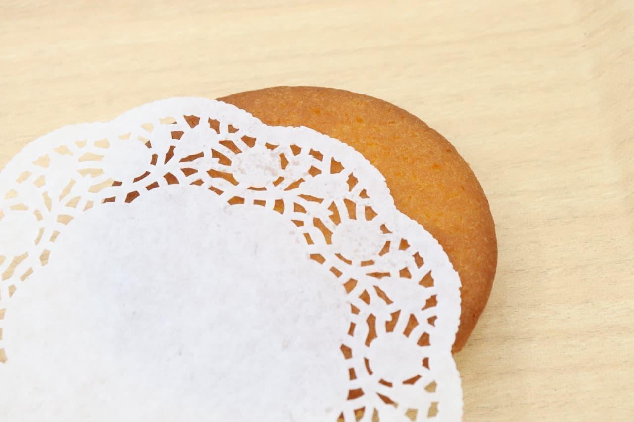 100均のレースペーパーと粉砂糖で♪焼き菓子の超簡単なデコレーション法