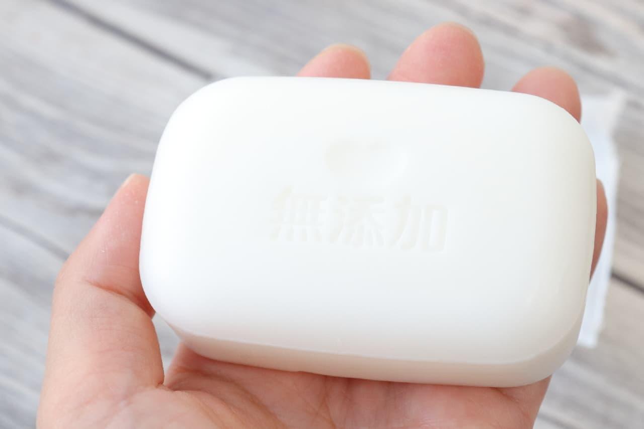 牛乳石鹸の無添加せっけんと無添加泡のハンドソープ