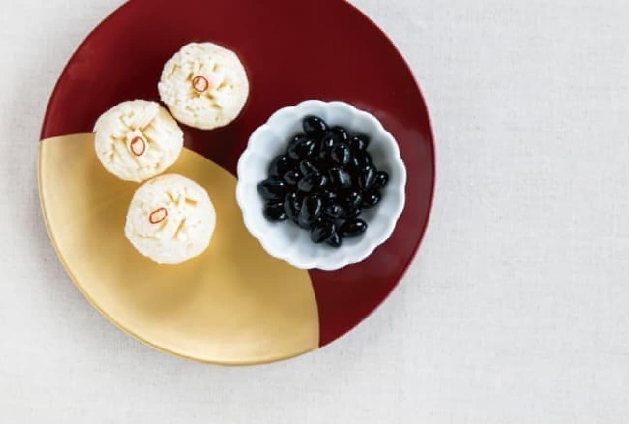 栗原はるみさんプロデュース、お正月の華やかな重箱や小皿--おせちにも普段の食事にも