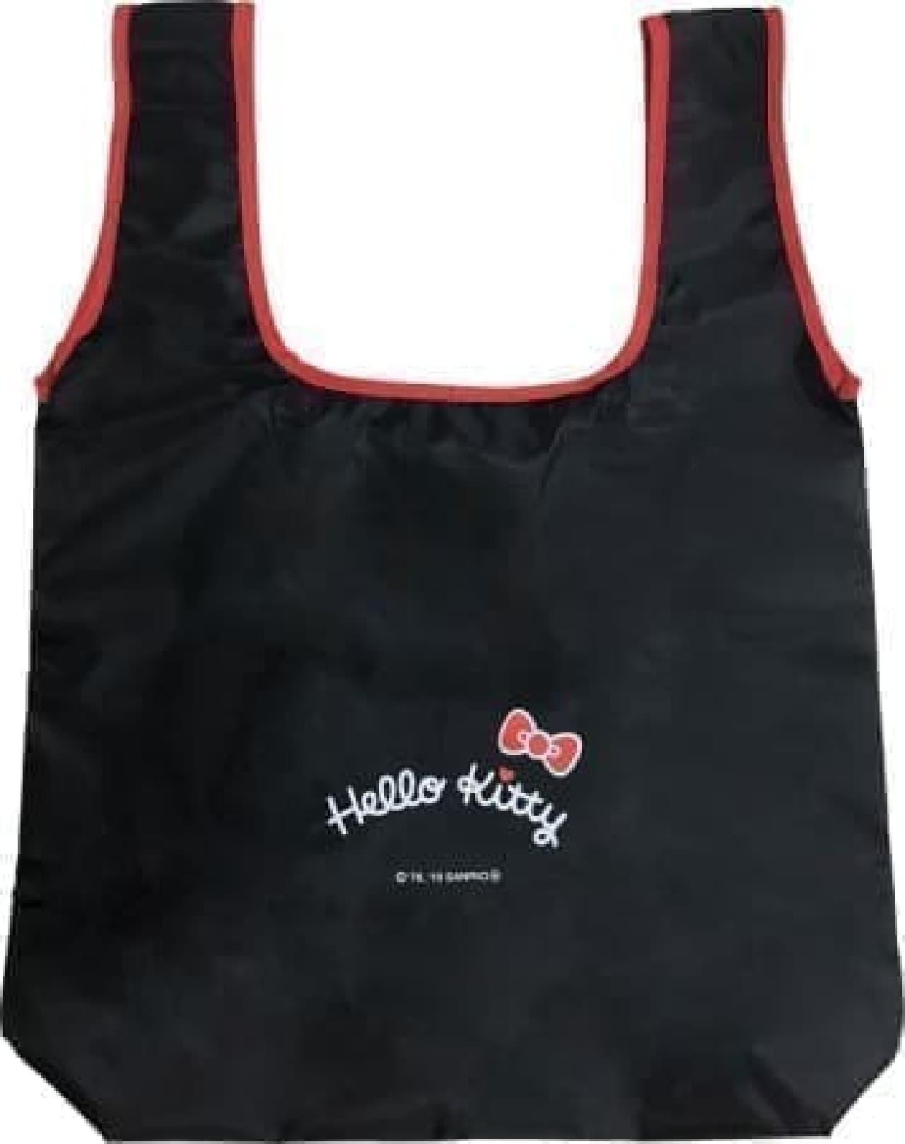 ハローキティのエコバッグがもらえる♪ローソンストア100がプレゼントキャンペーン