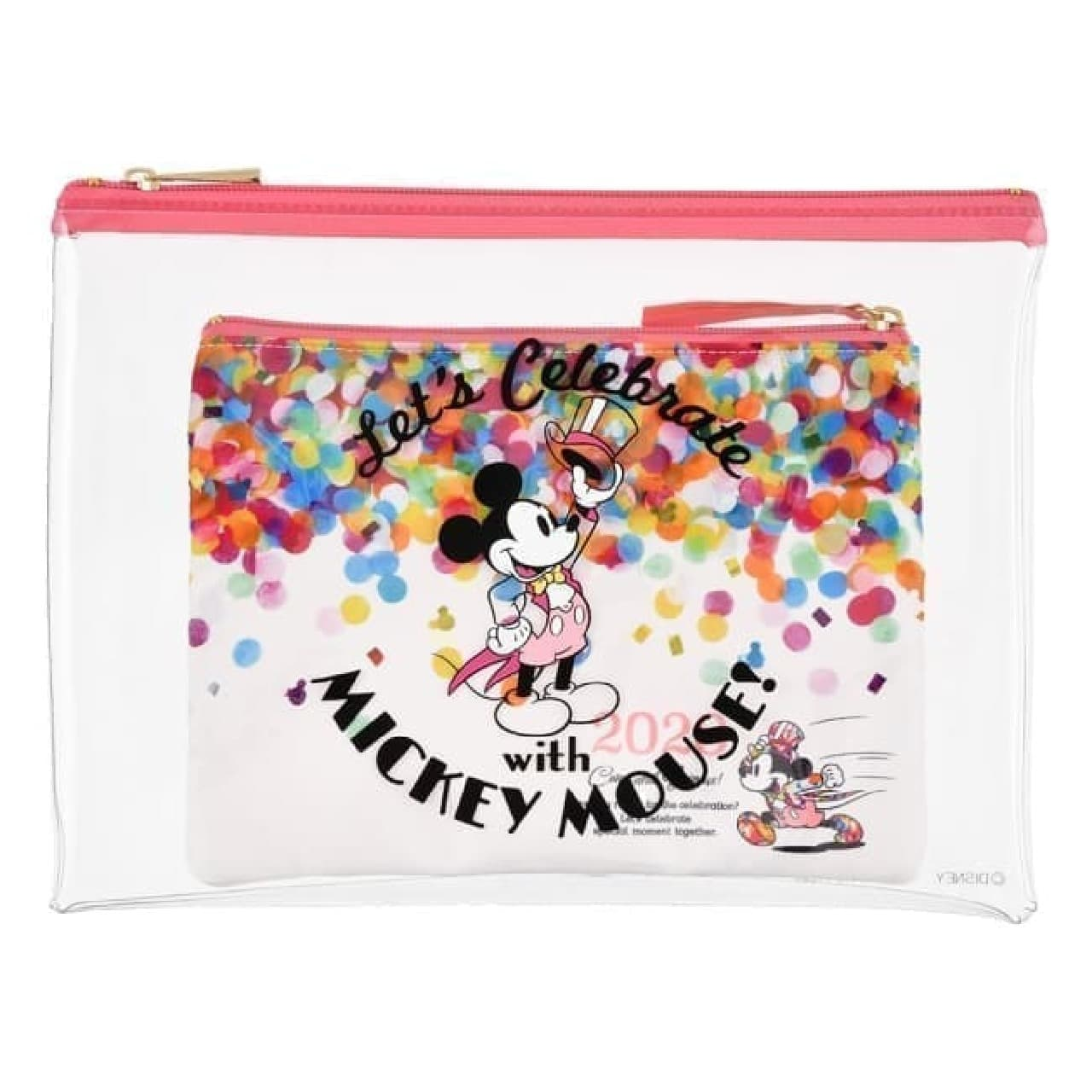 ミッキーマウスがタキシード姿に--新年を華やかに祝う雑貨や文具がディズニーストアから
