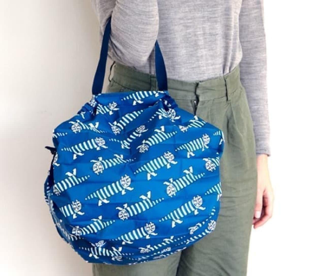 リサ・ラーソンとエコバッグ「シュパット」がコラボ--可愛いマイキーでいっぱいに