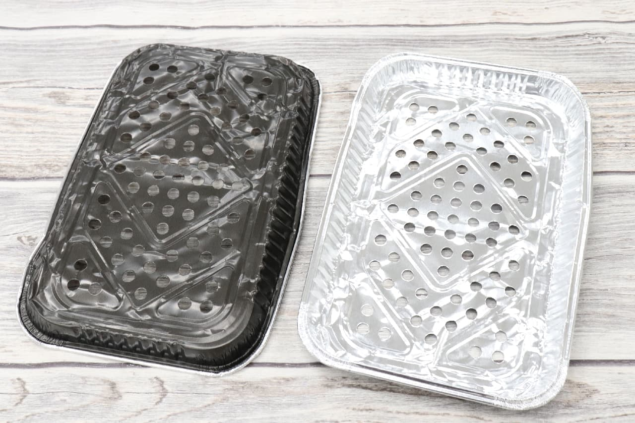 お餅がくっつかない♪オーブントースター用のシート&トレー--両面こんがり、ピザやピザトーストにも