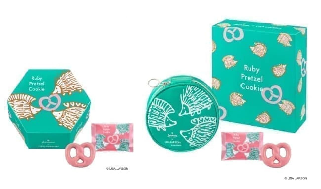 可愛いポーチや缶に注目♪ リサ・ラーソンとユーハイムのコラボチョコレート【バレンタイン】