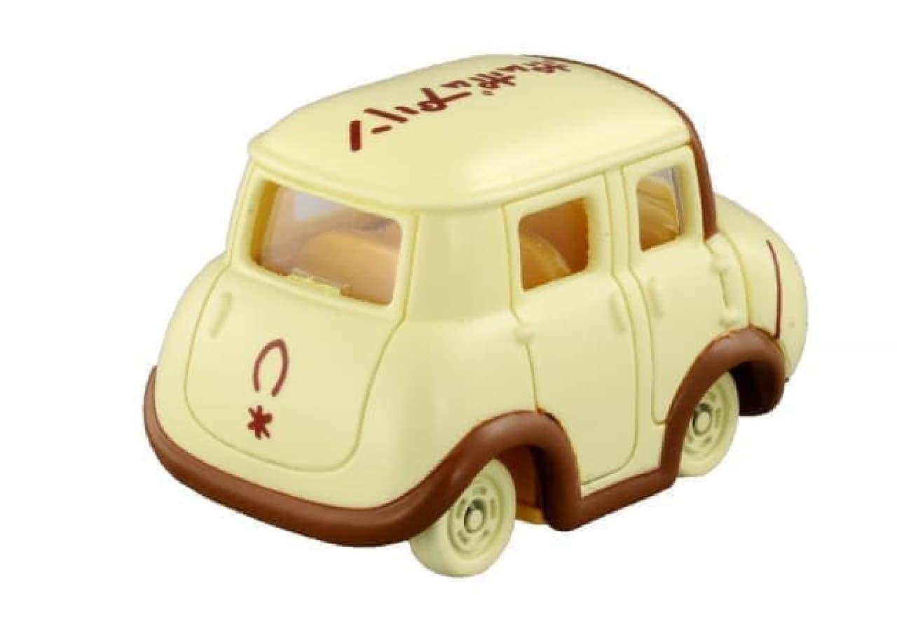 「トミカ」がサンリオの人気者とコラボ--可愛いハローキティやぐでたまなどのミニカー10種類