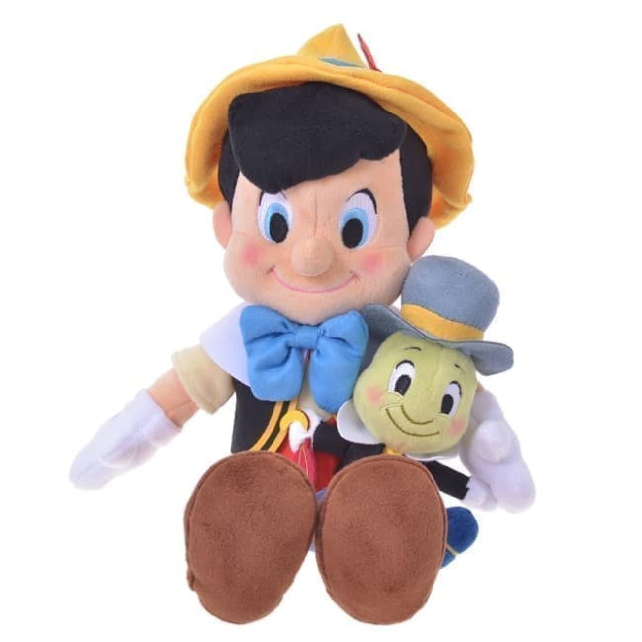 映画「ピノキオ」が80周年--ディズニーストアに記念グッズ登場