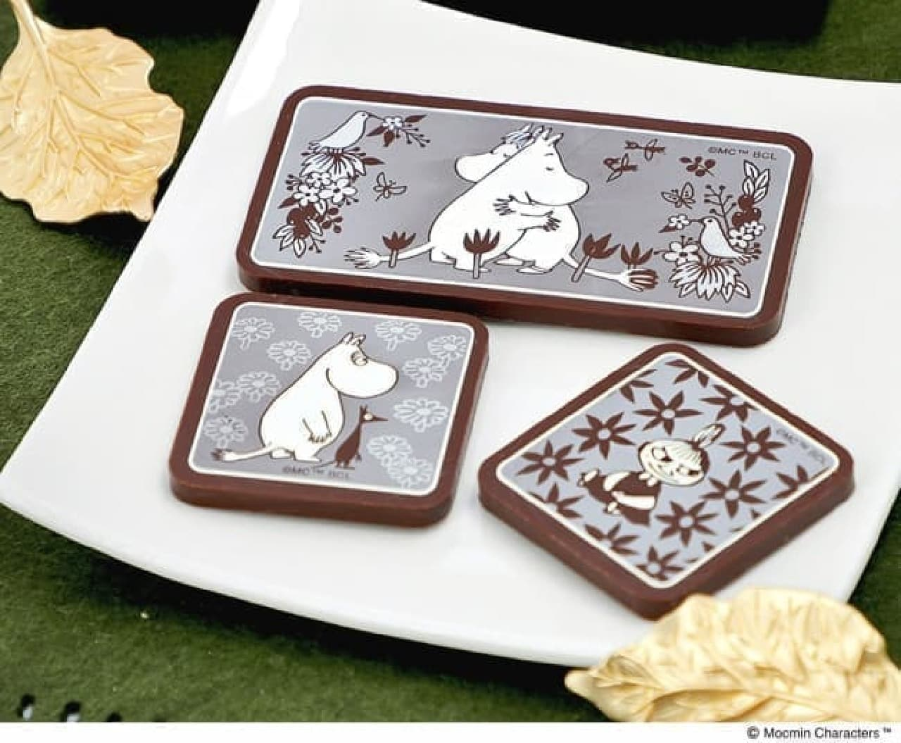 プレートチョコレート LOVE