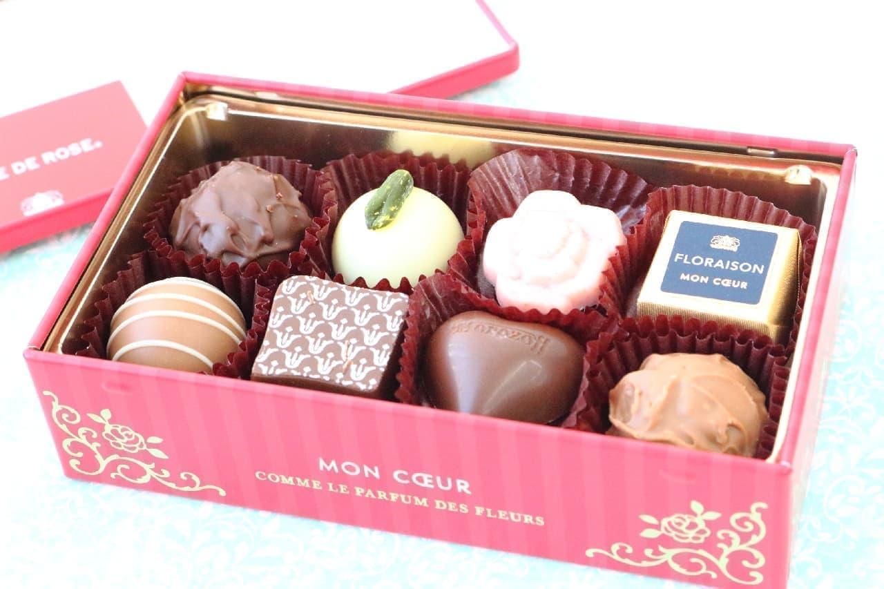 モロゾフ「ローズ デ ローズ」や神戸風月堂「ゴーフルショコラ」に注目♪ バレンタインの可愛いギフト缶3選