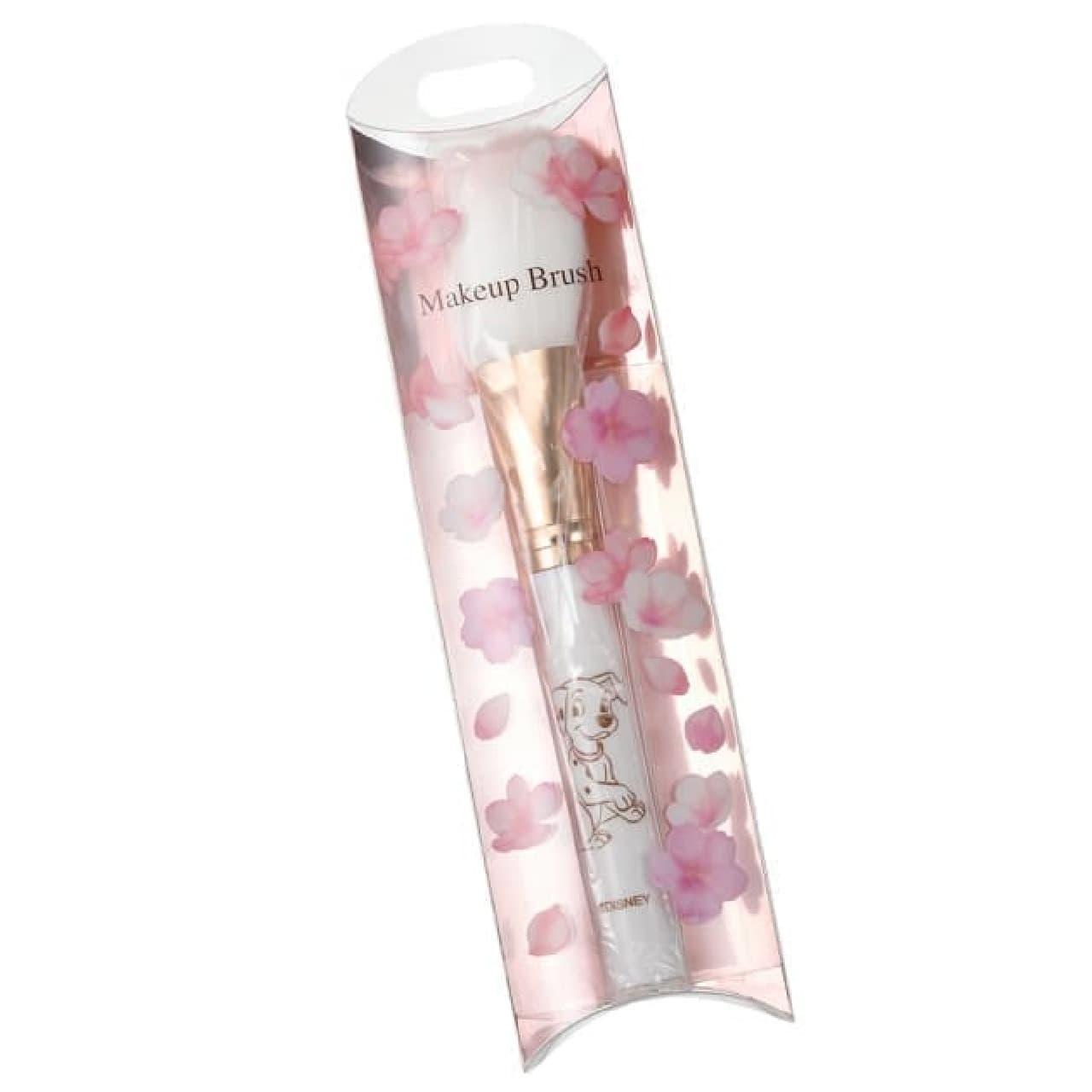 桜色のコスメ「SAKURA COSME」がディズニーストアに--「バンビ」や「ダンボ」のイラスト付き