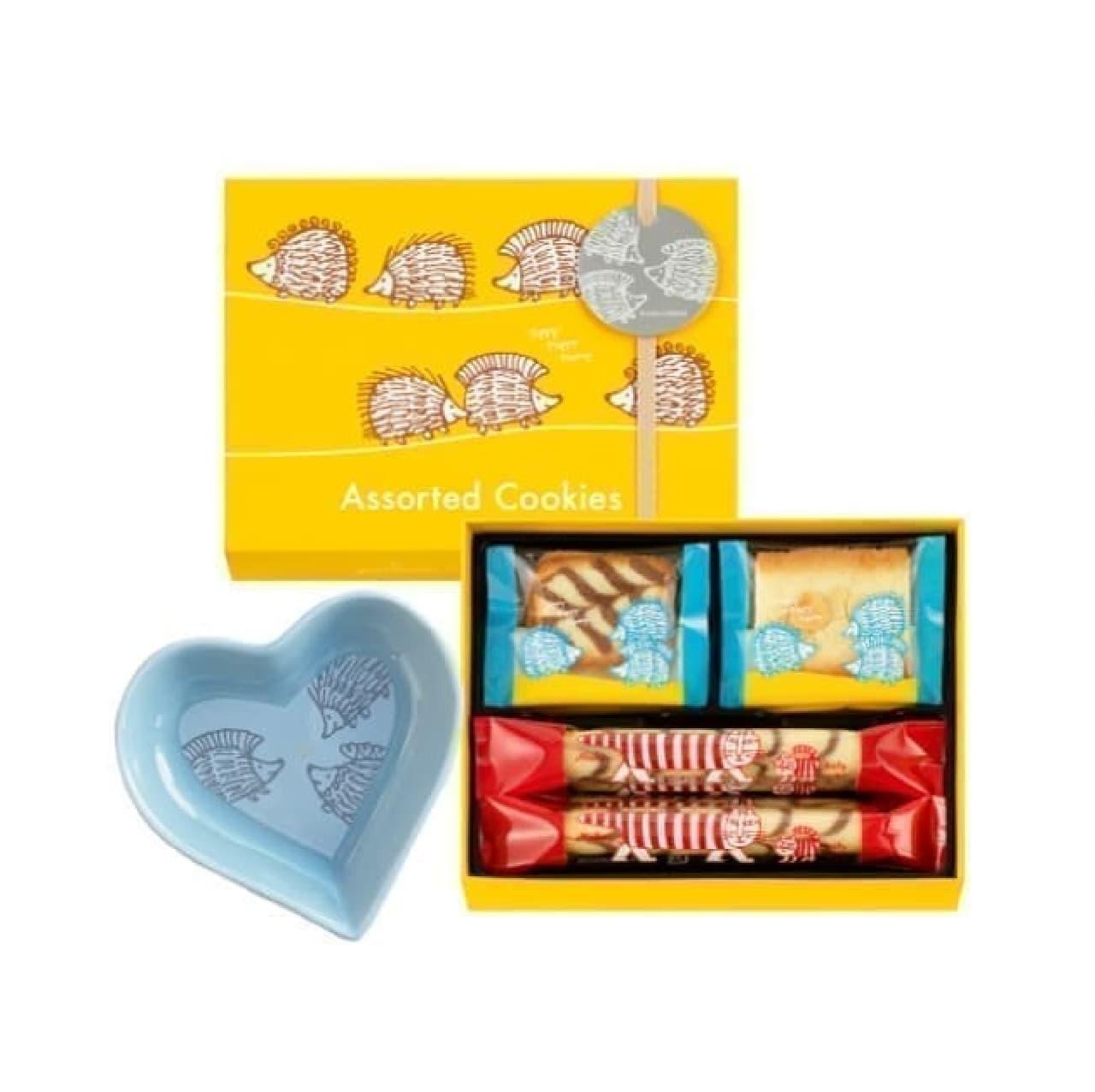 「マイキーのバウムクーヘン・セット」などバレンタイン5商品--リサ・ラーソン×ユーハイムの限定商品がトンカチストアに