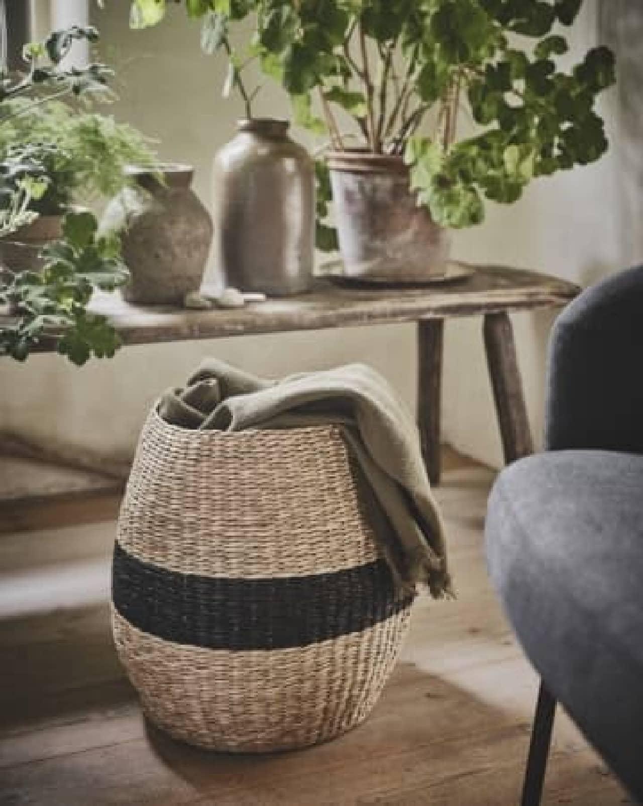 人気のワゴンの新色も!イケアから2月の新商品--健康&環境を考えた家具や雑貨など