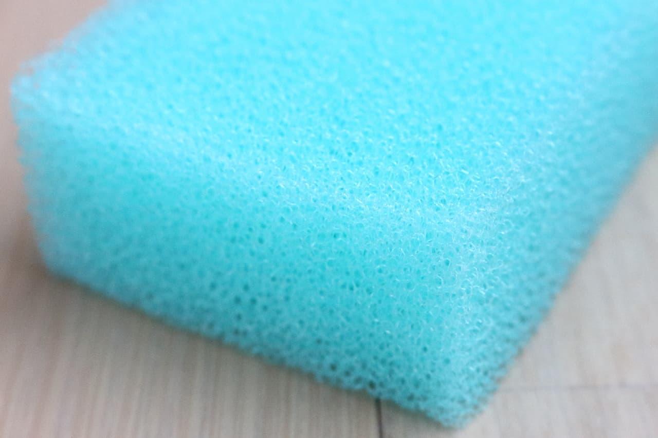 浴室の床掃除は「ハイホーム」が便利♪--汚れをしっかり落とす天然素材のクレンザー