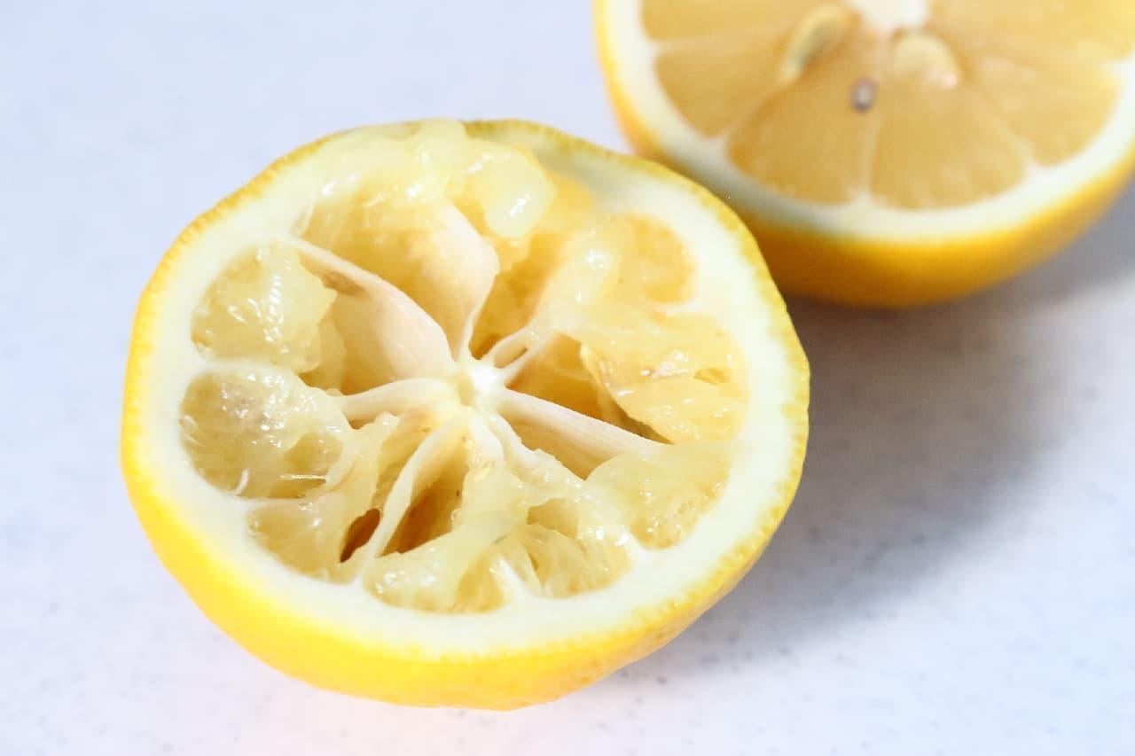 捨てないで!レモンの皮は電子レンジ掃除におすすめ--油汚れが簡単すっきり