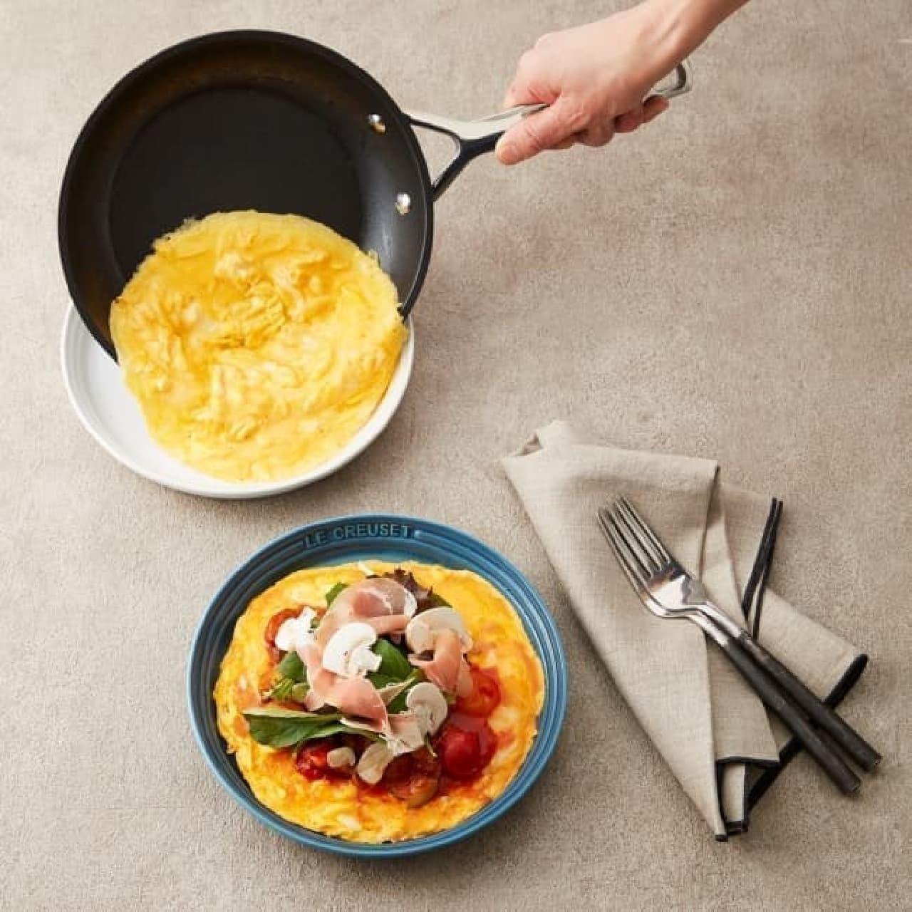 ル・クルーゼ「TNS ディープ・フライパン」の強度が4倍に--プロの料理人も愛用するフライパンシリーズ