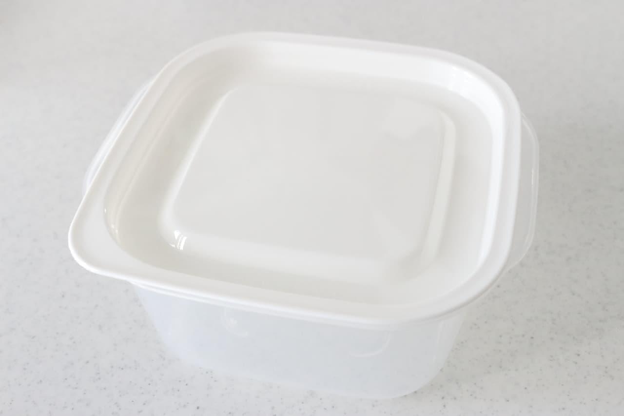 作り置きにおすすめ♪イオン「そのままレンジ保存容器」--温め簡単、洗い物もスムーズ