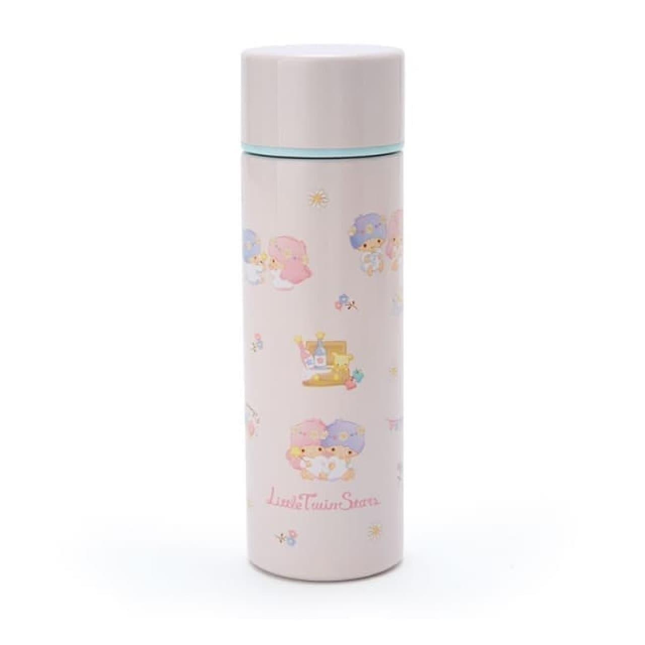 可愛いハローキティの「ミニステンレスマグボトル」--人気のミニ水筒がサンリオから