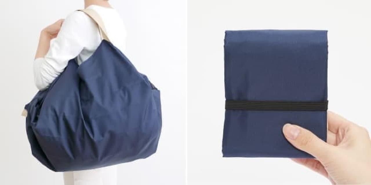 セブンプレミアム ライフスタイル シュパット コンパクトバッグ