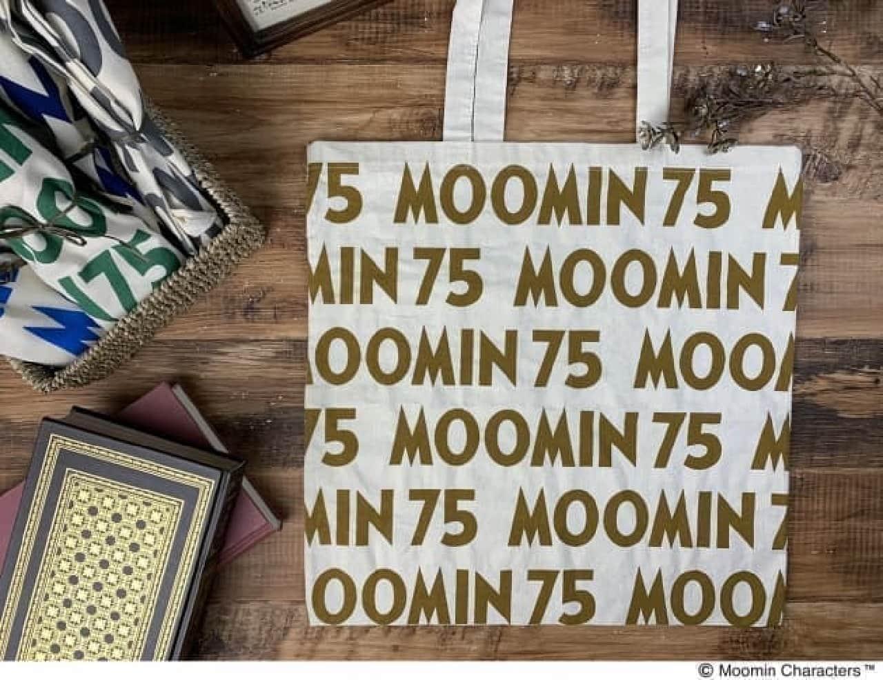 MOOMIN75 ショップトートバッグ