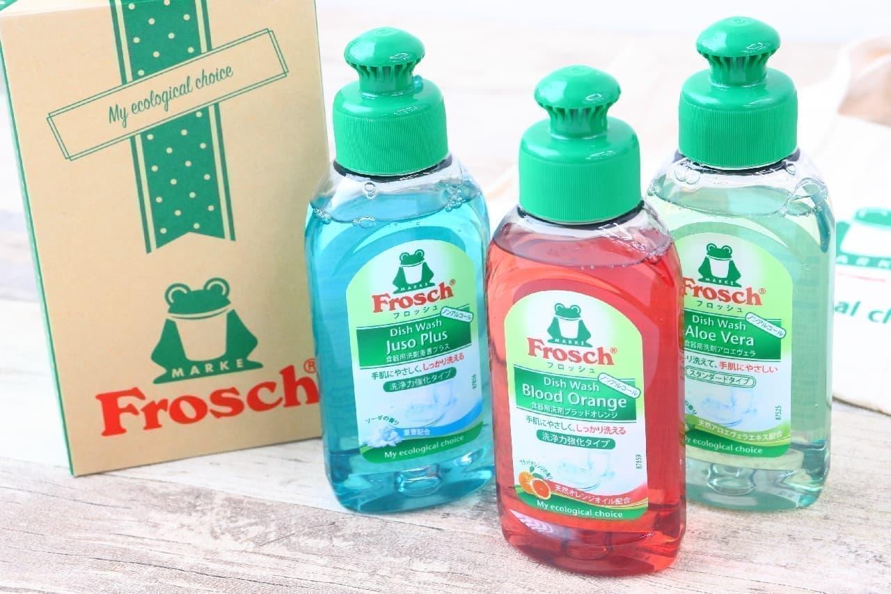 フロッシュ 食器用洗剤 ミニトートギフト
