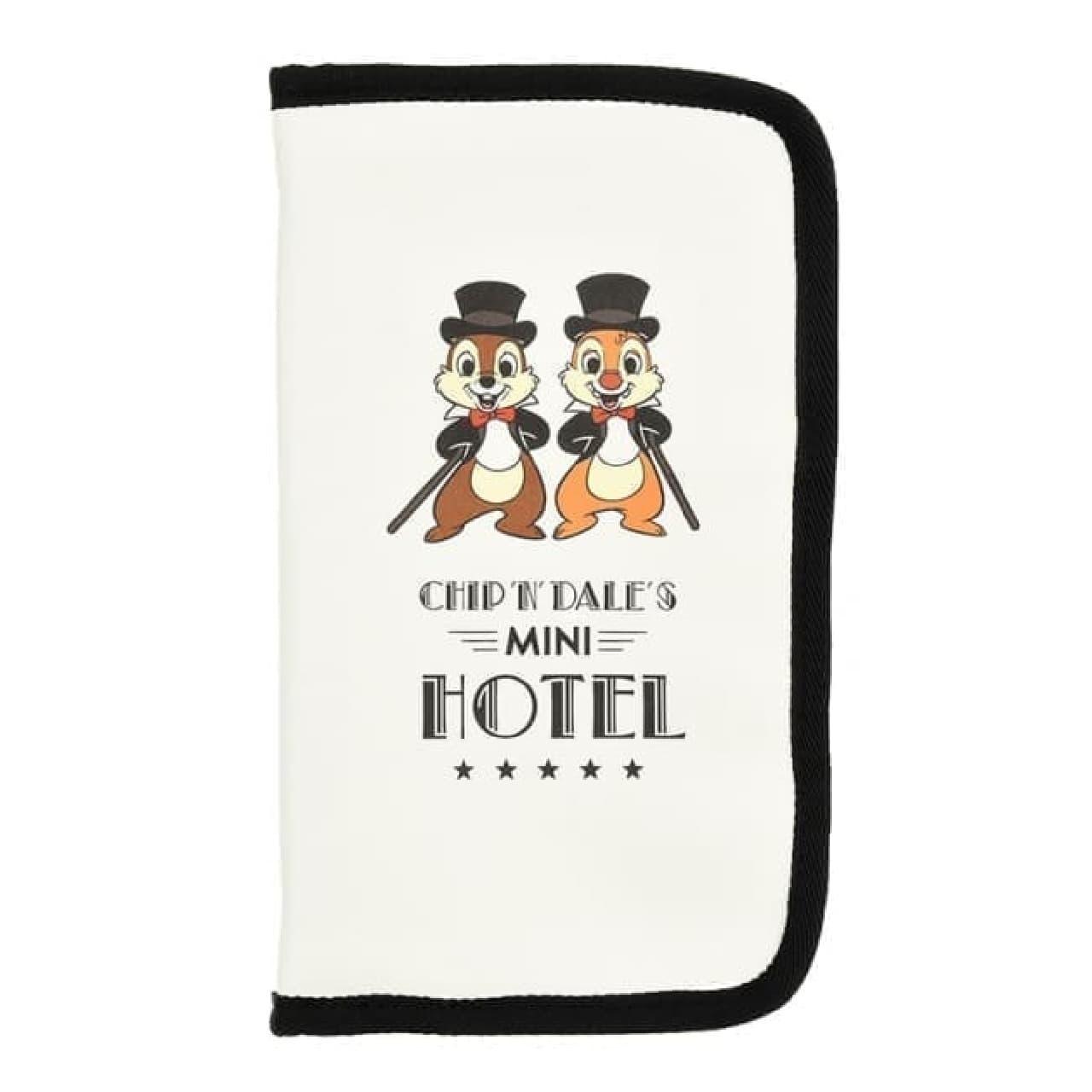 ディズニーストア「CHIP'N'DALE'S MINI HOTEL」
