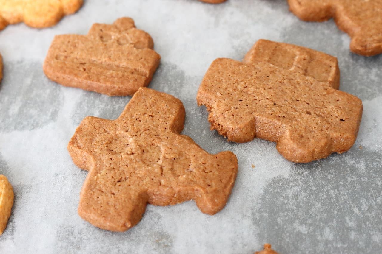 貝印「一度にたくさん抜けるかわいいクッキー型」
