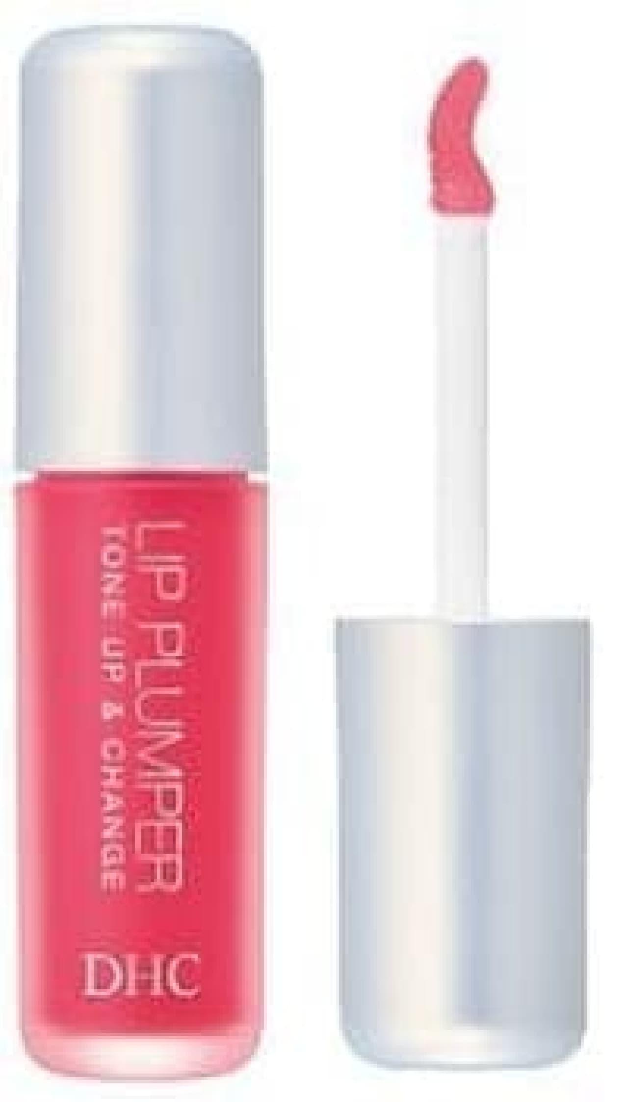DHCの唇用美容液「リップ プランパー トーン アップ&チェンジ ローズ」