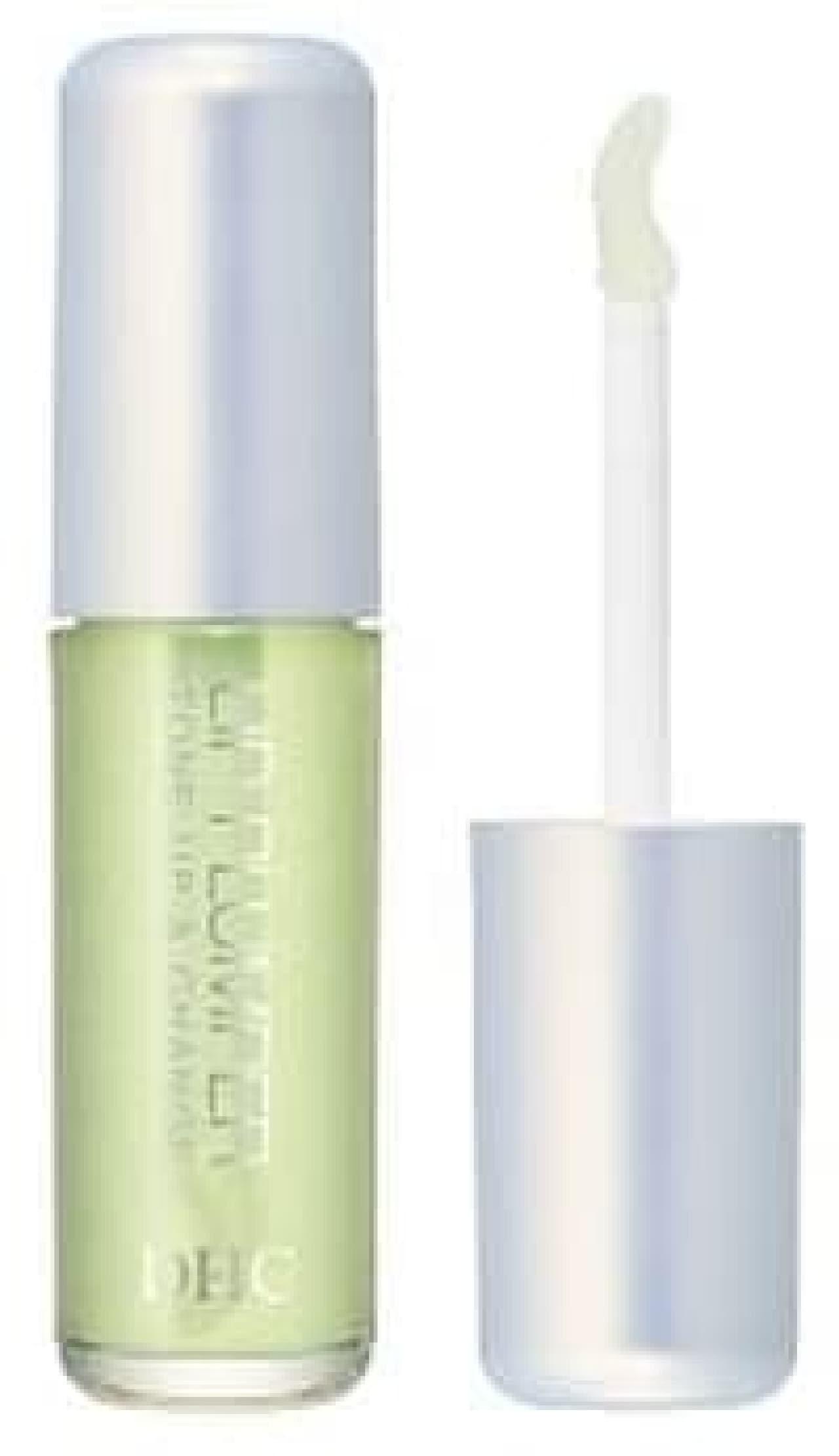 DHCの唇用美容液「リップ プランパー トーン アップ&チェンジ グリーン」