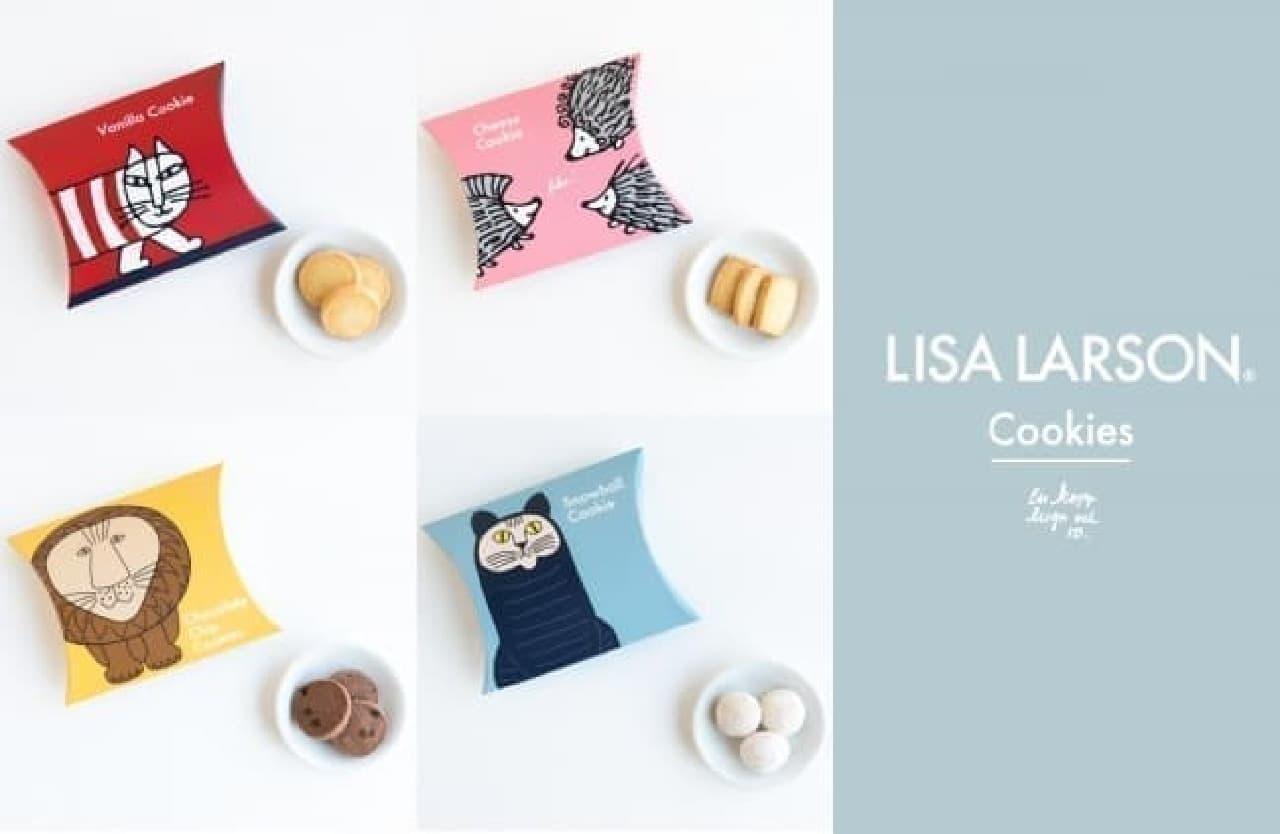 リサ・ラーソン「Fikaのためのクッキー」