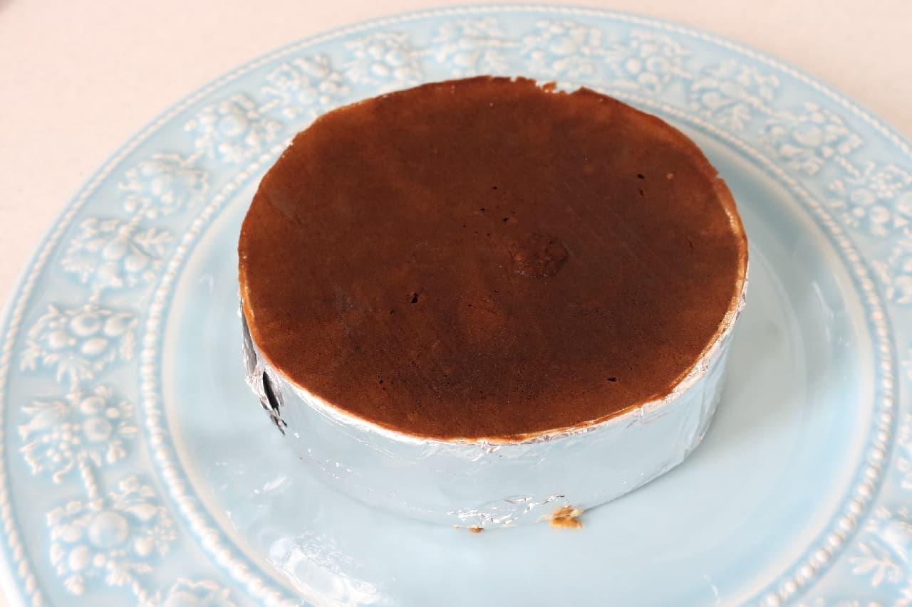 牛乳パックとアルミホイルで手作りする厚焼きホットケーキの型