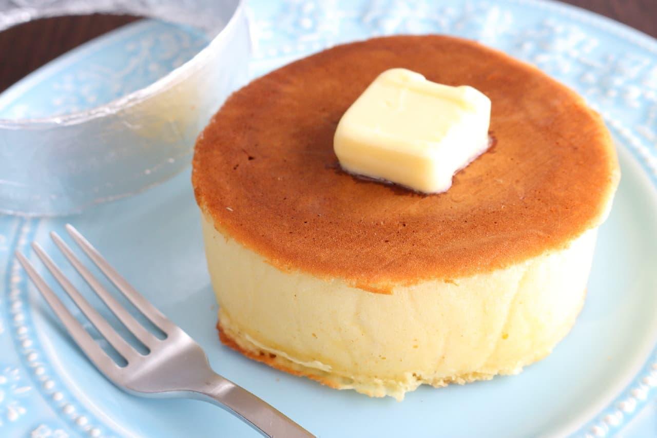 牛乳パックとアルミホイルで手作りできる厚焼きホットケーキの型