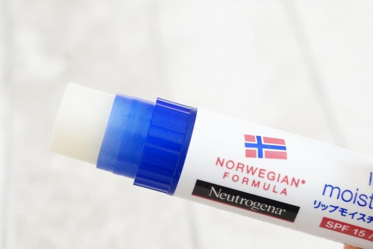 ニュートロジーナ「ノルウェーフォーミュラ リップモイスチャライザー」