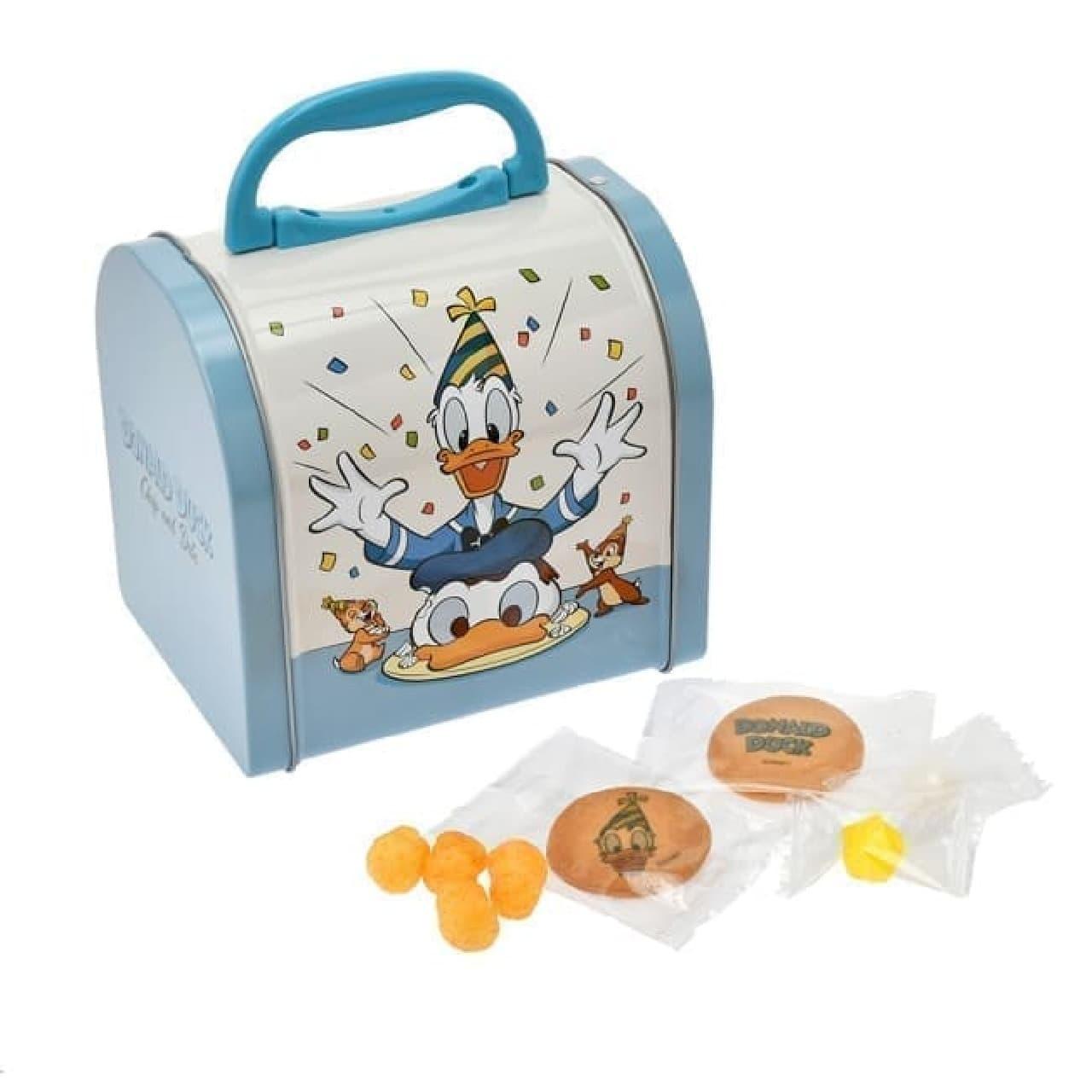 ドナルドダックの誕生日(6月9日)をお祝い!ショップディズニーにぬいぐるみやエコバッグ