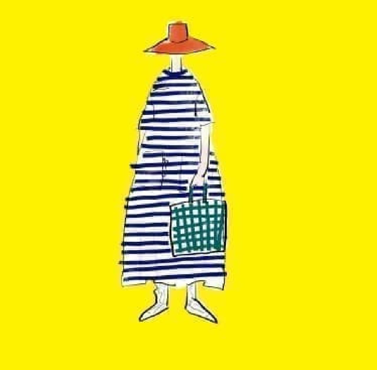 パルコのファッションプロジェクト「はいけい、ディック・ブルーナ」