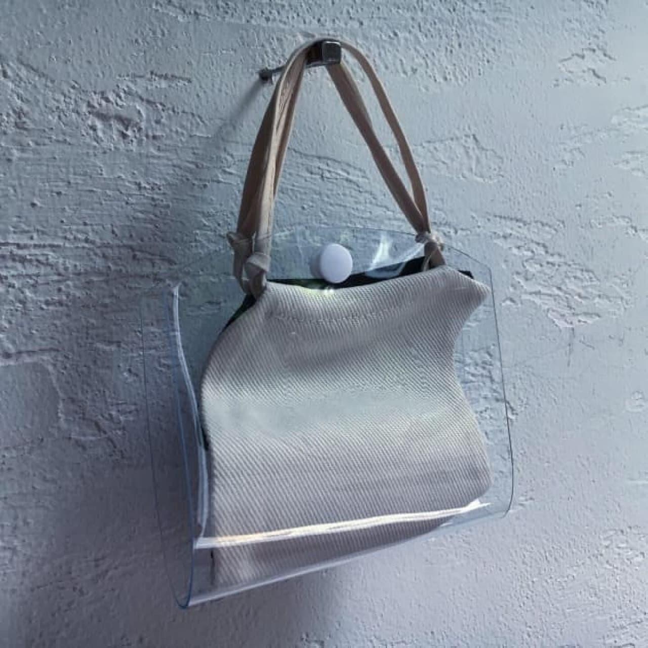 マスク専用バッグがネコリパブリックから -- 収益は保護猫活動に