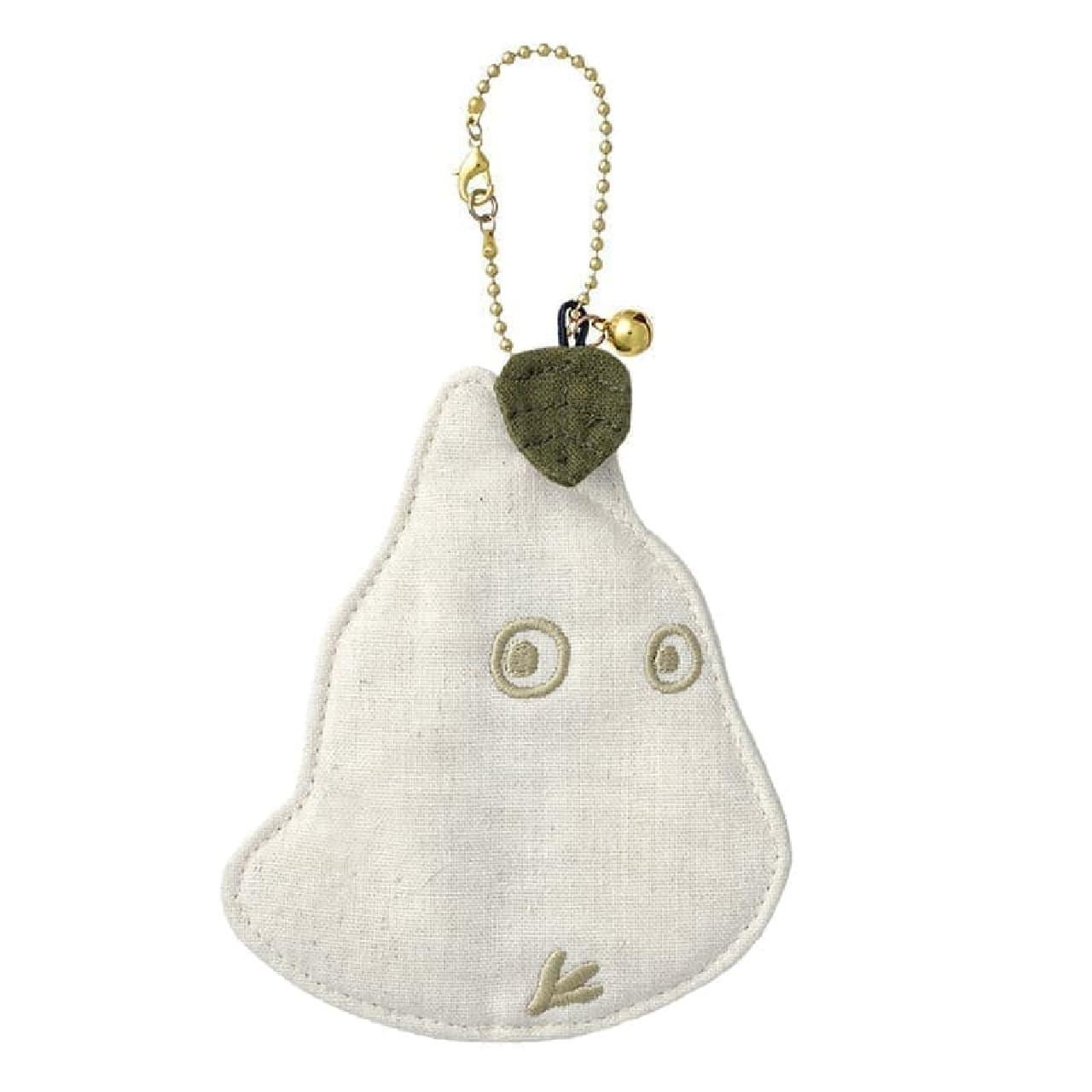 「となりのトトロ」のクリアバッグや巾着
