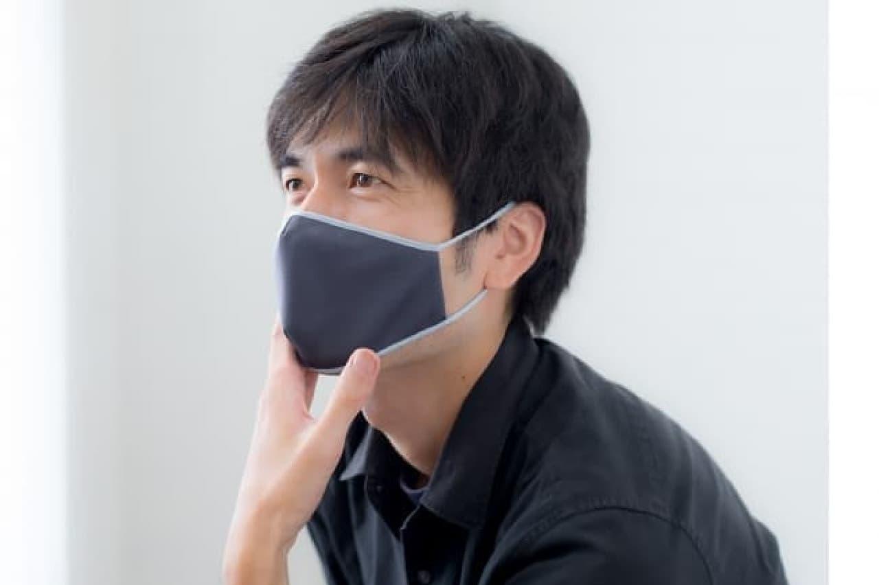 さらっとドライな夏マスク「COOLIST(クーリスト)」