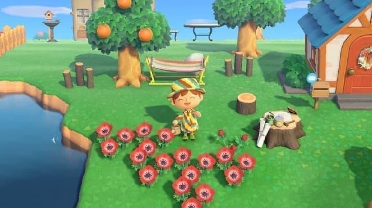 KiUの「あつまれ どうぶつの森」マイデザイン レインウェア