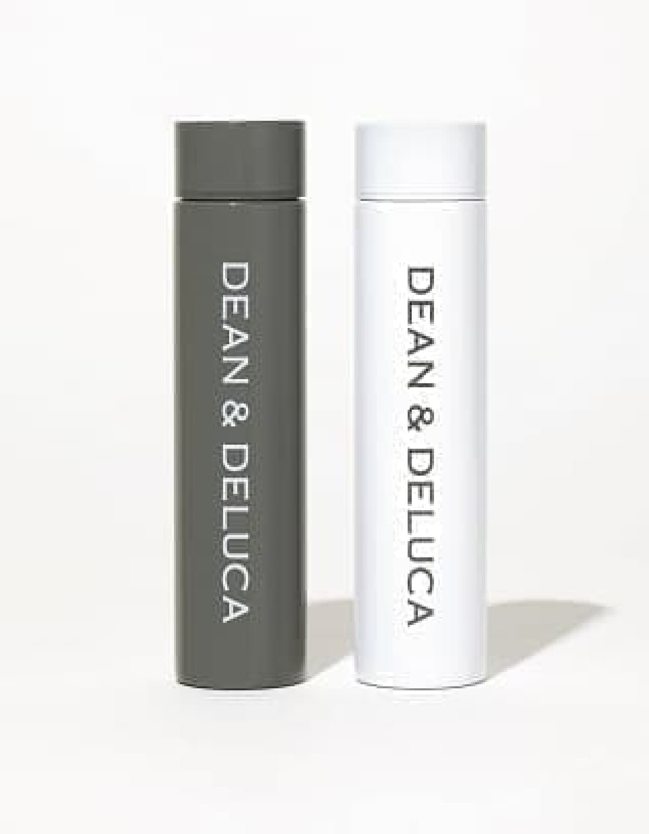 「DEAN & DELUCA(ディーン&デルーカ)」のステンレスボトル