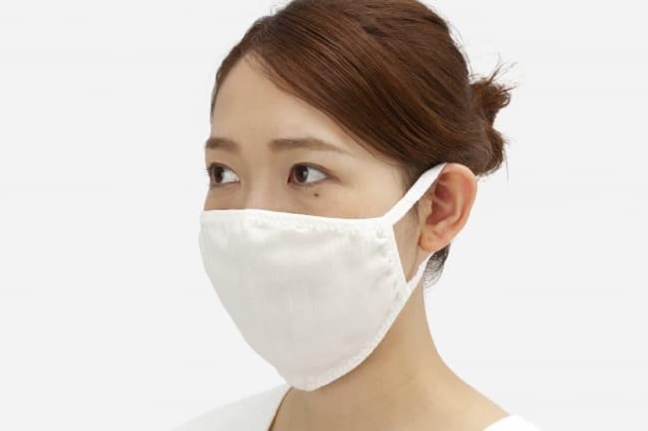KEYUCA、夏用マスクシリーズ