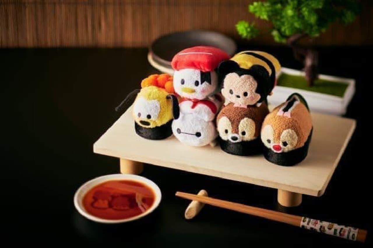 可愛い布マスクや「ツムツム寿司」に注目!「ショップディズニー」がグランドオープン