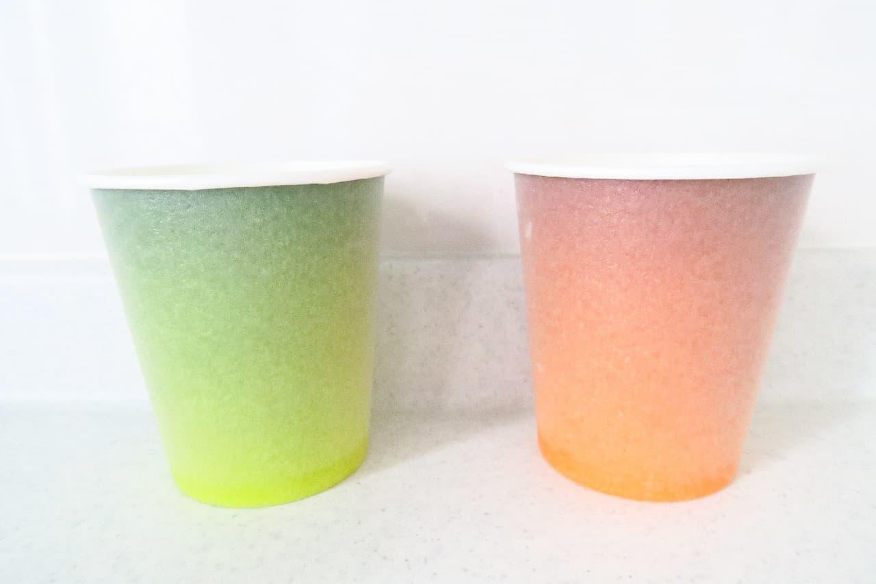 ホットコーヒーに便利なセブン「熱を通しにくい紙カップ」