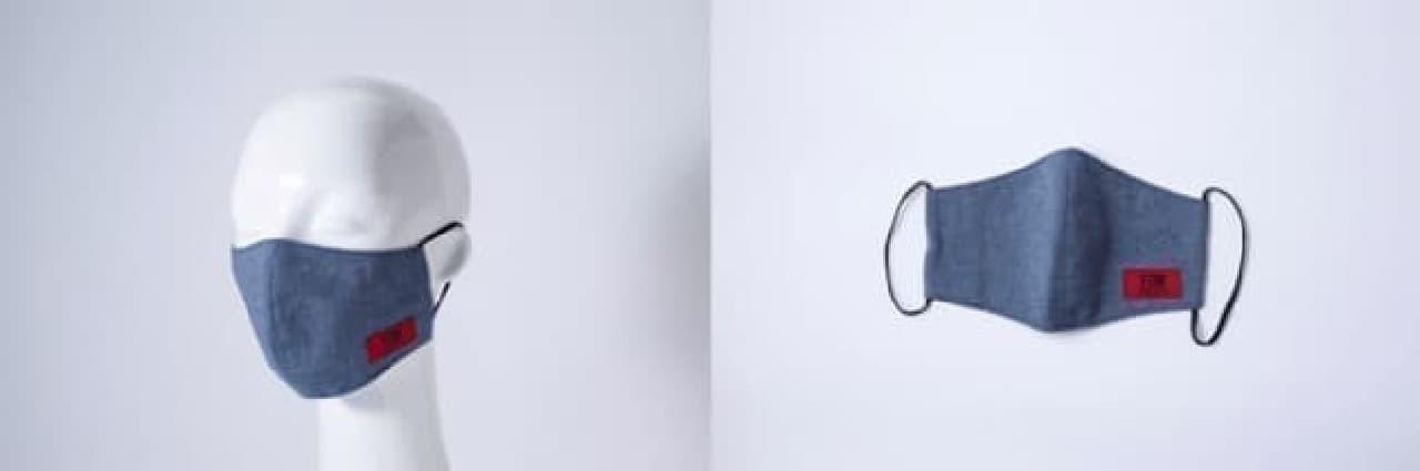 「EDW マスク」がカインズから -- ジーンズメーカー「エドウイン」とのコラボ商品